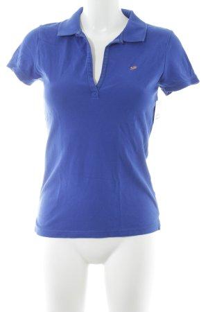 Polo Jeans Company T-Shirt blau sportlicher Stil