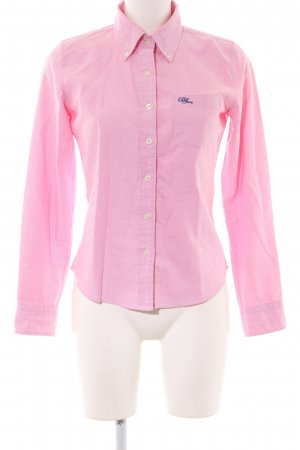 Polo Jeans Langarmhemd pink Casual-Look
