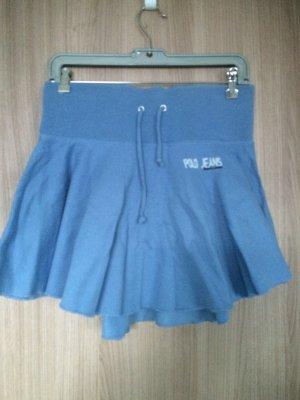 Polo Jeans/ Ralph Lauren Minirock blau Größe M
