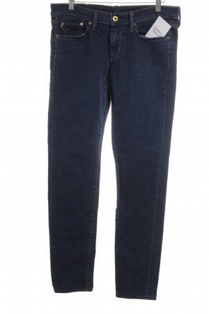 Polo Jeans Straight-Leg Jeans dunkelblau Casual-Look