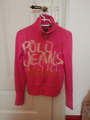 Polo Jeans Weste mit Reißverschluss