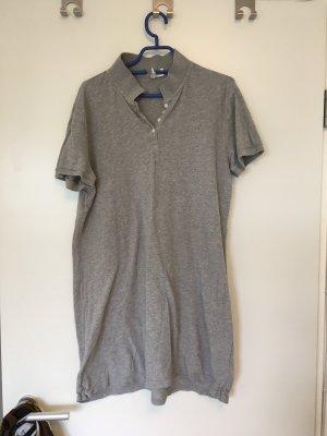 Polo-Kleid in Grau von H&M