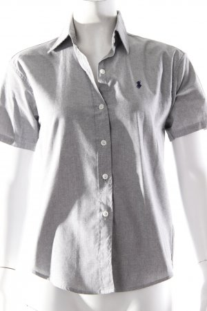 Polo Short Sleeve Shirt gray