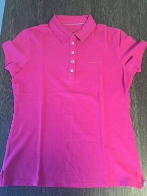 Marc O'Polo Blusa tipo Polo rosa