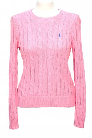POLO Ralpf Lauren Strickpullover in Rosa