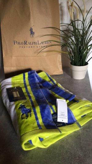 Polo Ralph Lauren Badetuch Strandtuch Handtuch neu NP 70€