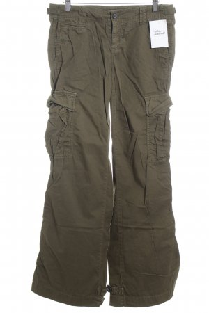 Polo Ralph Lauren Baggy Pants khaki-grüngrau Military-Look