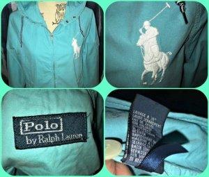 Polo Ralph Lauren Blouson multicolore coton