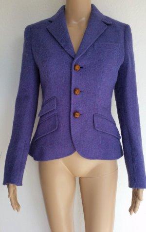 Polo Ralph Lauren, Blazer, lila melange, Wolle/ Alpaka, 34 (US 4), neu, € 500,-