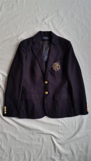 Polo Ralph Lauren, Blazer mit Goldknöpfen, 34, marine, Wolle, neu, € 600, -