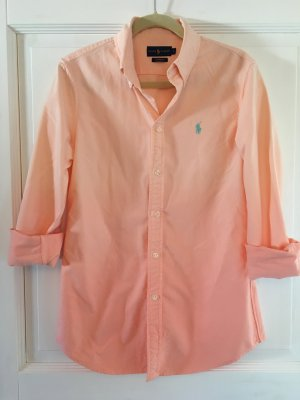 Polo Ralph Lauren Bluse orange Gr. S