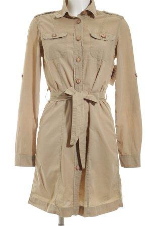 Polo Ralph Lauren Blusenkleid sandbraun Casual-Look