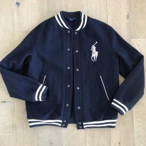 Polo Ralph Lauren College Jacket white-dark blue