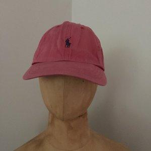 Polo Ralph Lauren Cap rosa unitize