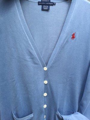 Polo Ralph Lauren Cardigan in himmelblau