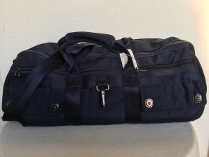 Polo Ralph Lauren Borsa da weekend blu scuro Nylon