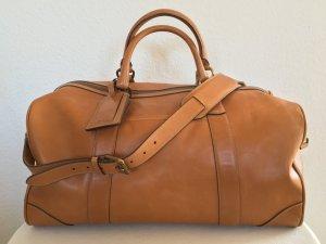 Polo Ralph Lauren, Duffle Bag, Rindsleder, cognac, neu