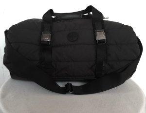 Polo Ralph Lauren, Duffle Bag, schwarz, Nylon/Leder, neu, € 300,-