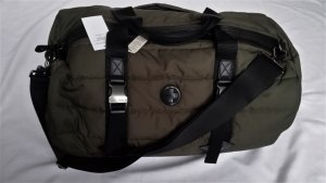 Polo Ralph Lauren Weekender Bag dark green polyester