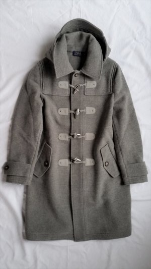 Polo Ralph Lauren Duffel Coat grey wool