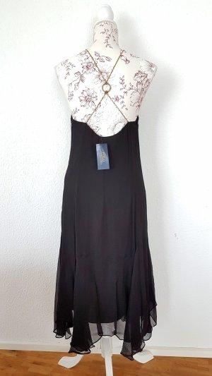 Polo Ralph Lauren Flapper crinkle Kleid aus Seide NP: 399€