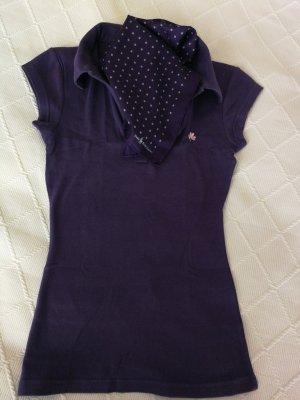 Polo Ralph Lauren Panno di seta viola-lilla