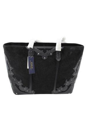 Polo Ralph Lauren Handtasche in Schwarz