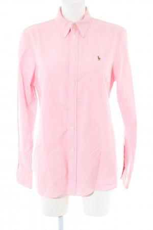 Polo Ralph Lauren Hemd-Bluse pink Business-Look
