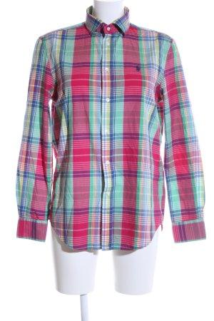 Polo Ralph Lauren Hemd-Bluse Allover-Druck Casual-Look