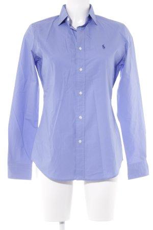 Polo Ralph Lauren Hemd-Bluse kornblumenblau Casual-Look