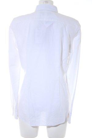 Polo Ralph Lauren Camicia blusa bianco-blu stile casual