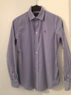 Polo Ralph Lauren Hemdenbluse blauweiß gestreift