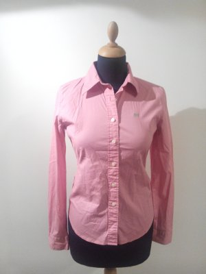 Polo Ralph Lauren Jeans S pink rosa Logo Flagge Stretch