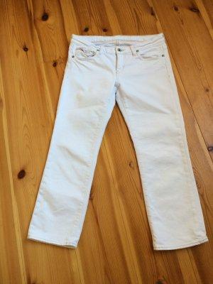 Polo Ralph Lauren Jeans 7/8 blanc