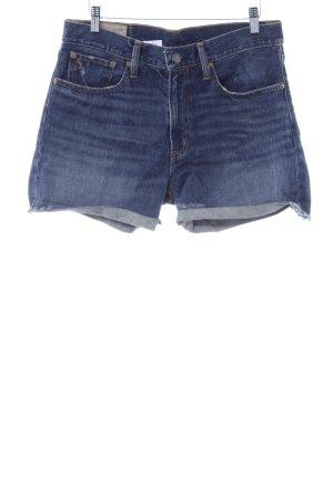 Polo Ralph Lauren Jeansshorts dunkelblau Casual-Look