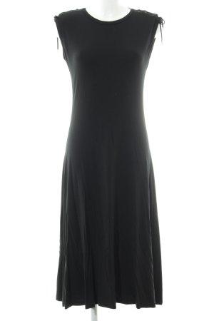Polo Ralph Lauren Jerseykleid schwarz Casual-Look