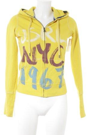 Polo Ralph Lauren Sweat à capuche imprimé positionné style décontracté