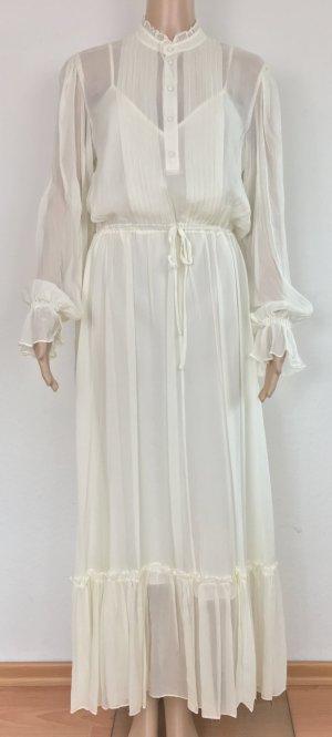 Polo Ralph Lauren, Kleid, cream, 38 (US 8), Seide, neu, € 800,-