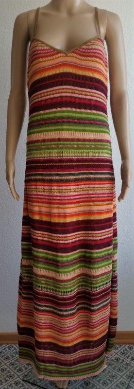 Polo Ralph Lauren, Kleid, mehrfarbig, M, Leinen/Seide/Baumwolle, neu, € 750,-
