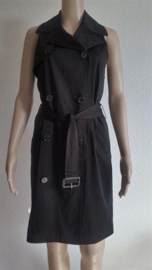 Polo Ralph Lauren, Kleid/Weste, schwarz, Gr. 32 (US 2), Cupro/Nylon, neu, € 400,-