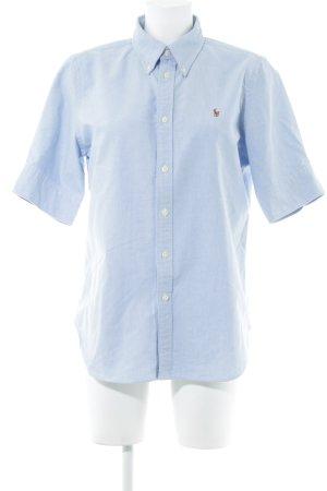 Polo Ralph Lauren Camicia a maniche corte azzurro Stile Brit