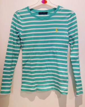 Polo Ralph Lauren Langarm Shirt Pastellfarben