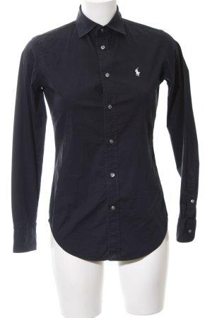 Polo Ralph Lauren Langarmhemd schwarz Business-Look