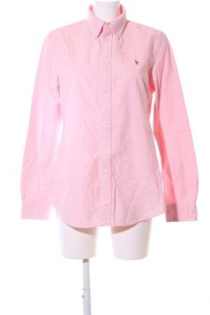 Polo Ralph Lauren Langarmhemd pink Business-Look