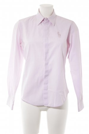 Polo Ralph Lauren Langarmhemd rosa Casual-Look