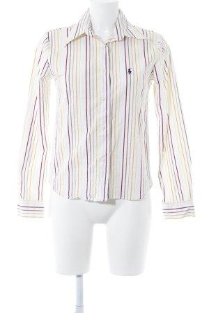 Polo Ralph Lauren Camisa de manga larga estampado a rayas look casual