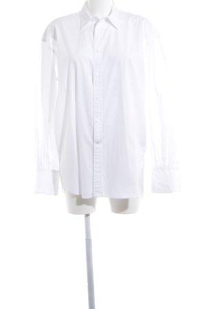 Polo Ralph Lauren Long Sleeve Shirt white classic style