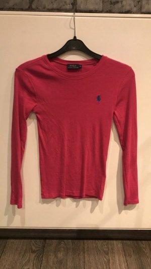 Polo Ralph Lauren Langarmshirt pink