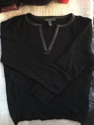 Polo Ralph Lauren Leder Pullover