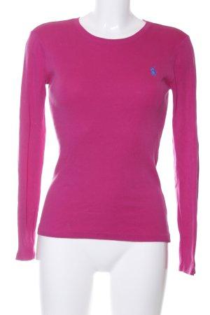 Polo Ralph Lauren Longsleeve pink Casual-Look